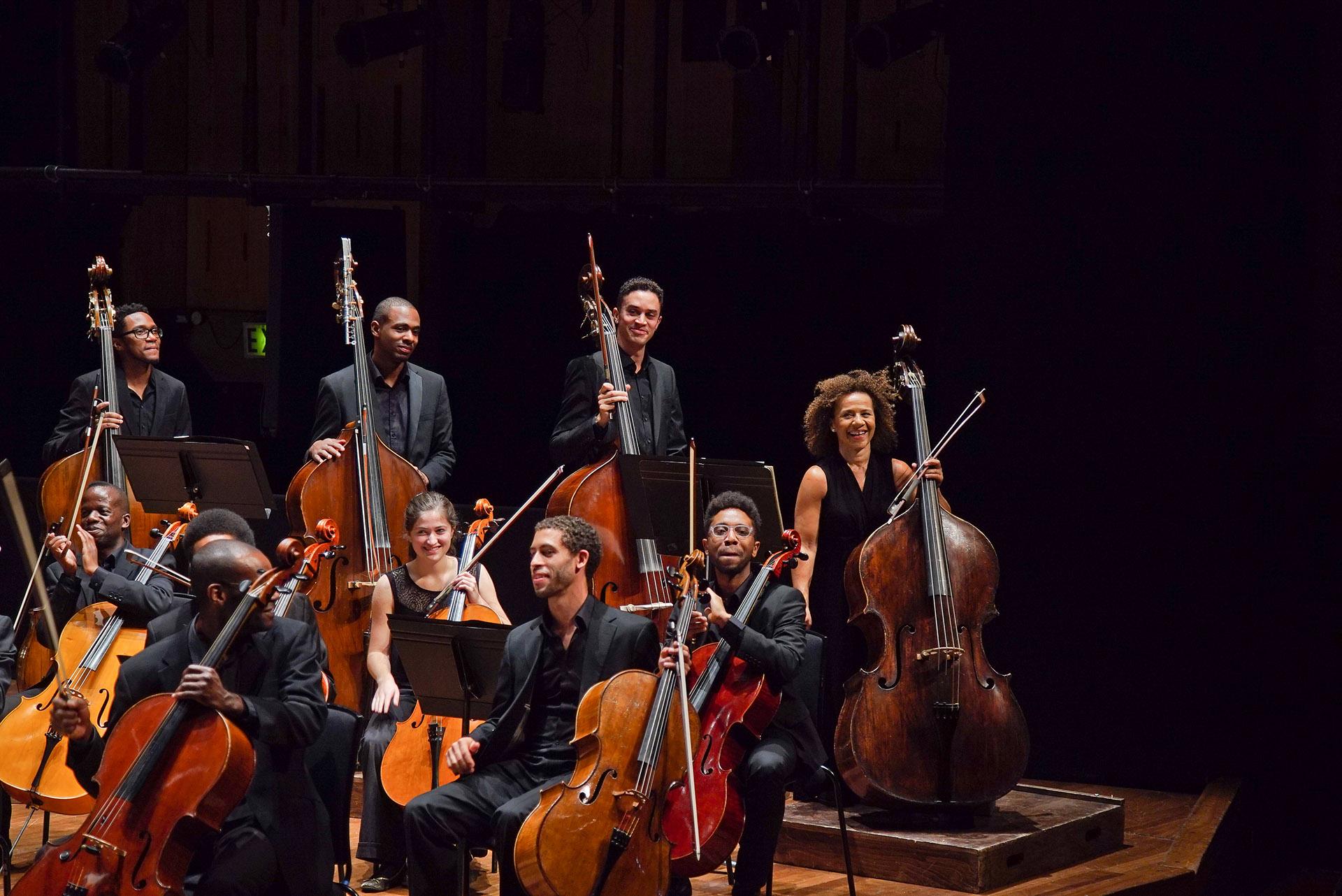 Chineke Orchestra (c) Zen Grisdale